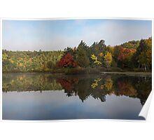 Autumn Mirror -  Poster