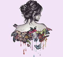 Butterfly Girl by pukka-