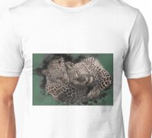 Leopards at Play Unisex T-Shirt