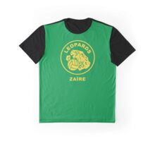 Zaire WC 1974 Away T-shirt Graphic T-Shirt