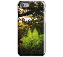 Woodland Fern iPhone Case/Skin