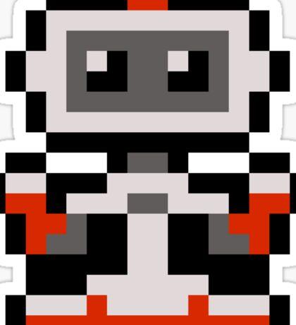 Pixel ROB Sticker
