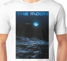 Earth from the Moon - You Are Here Unisex T-Shirt