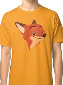 Nick Wilde  Classic T-Shirt