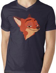 Nick Wilde  Mens V-Neck T-Shirt