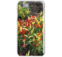 Peppers 2 iPhone Case/Skin