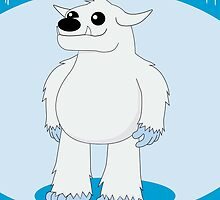 The Abominable Snowman  by mstiv