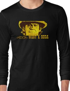 Western West and Soda Long Sleeve T-Shirt