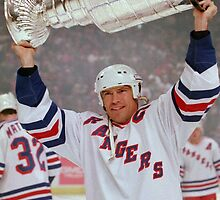 Mark Messier NYR  by RB Shop