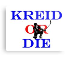 Kreid or Die Metal Print