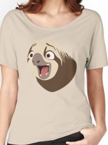 Sloth flash Women's Relaxed Fit T-Shirt