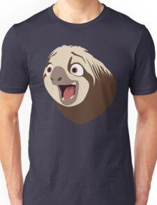 Sloth flash Unisex T-Shirt