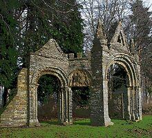 Shobdon Arches by RedHillDigital