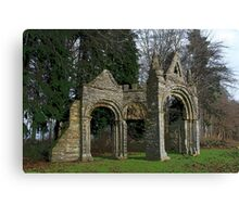 Shobdon Arches Canvas Print
