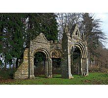 Shobdon Arches Photographic Print