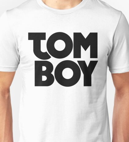 Tom Boy Unisex T-Shirt
