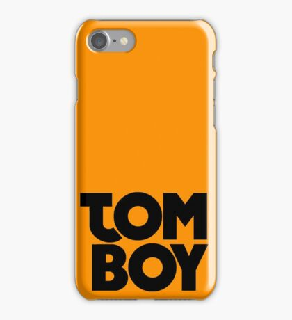 Tom Boy iPhone Case/Skin