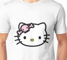 Hell Kitty : hell on earth Unisex T-Shirt