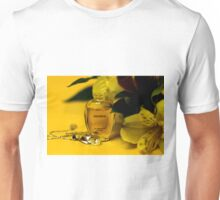 In a yellow mood Unisex T-Shirt