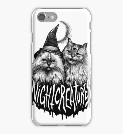 NIGHT CREATURES iPhone Case/Skin