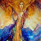 Woman Tree by Kaye Bel -Cher