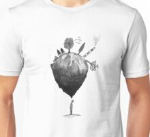 Man and Earth Unisex T-Shirt