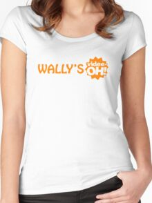 Employee-OH! T-Shirt Women's Fitted Scoop T-Shirt