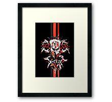 Tribal Tech Framed Print