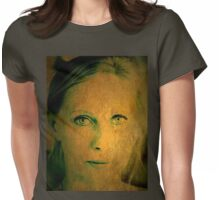 Kati Outinen - Finnish Actress Womens Fitted T-Shirt