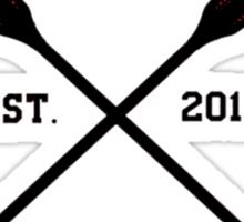 Beacon Hills Lacrosse Sticker
