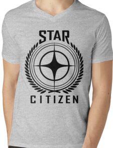 Star Citizen - Logo Mens V-Neck T-Shirt