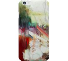 Abstract Staircase iPhone Case/Skin