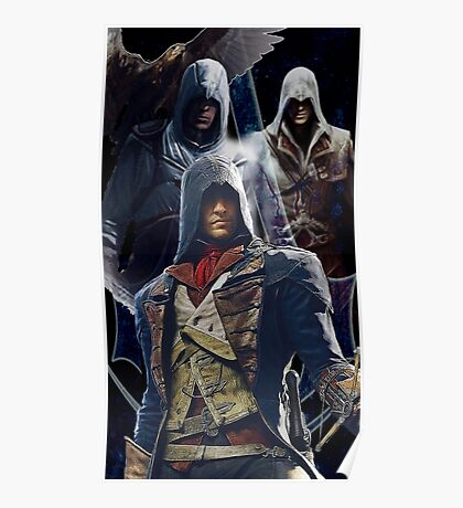 Assassins Creed -  Videogame Poster