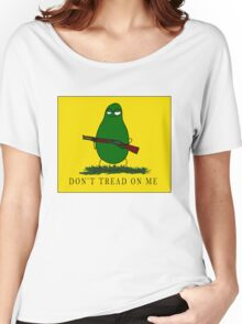 Don't smash my avocado Women's Relaxed Fit T-Shirt