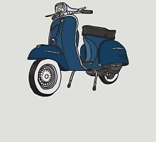 Vespa Illustration - Blue Unisex T-Shirt