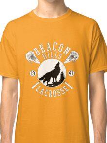 Beacon Hills Wolf Lacrosse Classic T-Shirt