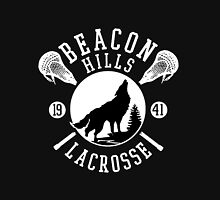 Beacon Hills Wolf Lacrosse Long Sleeve T-Shirt