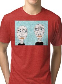 The Great Modern Disconnect Tri-blend T-Shirt