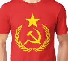 Communist Flag Unisex T-Shirt