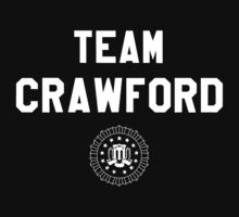 Team Crawford (white) by Laura Spencer
