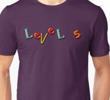 Earthworm Jim - Level 5 Unisex T-Shirt