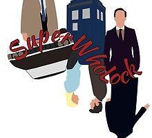SuperWhoLock by Lucas Beam