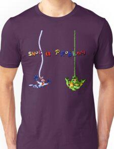 Earthworm Jim - Snot a Problem Unisex T-Shirt