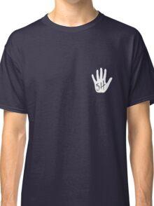"Fifth Harmony ""FiveHigh"" Official 7/27 Merch #4 ( White ) Classic T-Shirt"