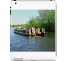 Duke and Duchess......a pair of holiday boats......! iPad Case/Skin