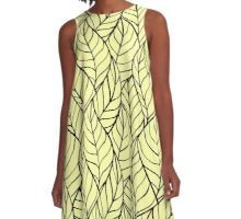 Nature Lover A-Line Dress
