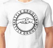 Fist Bump   Style Groovin Unisex T-Shirt