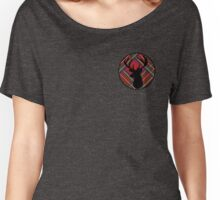 Tartan Deer Women's Relaxed Fit T-Shirt