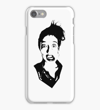 Beauty is the Beast iPhone Case/Skin