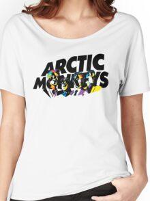 Arctic Monkeys Mosaic Women's Relaxed Fit T-Shirt